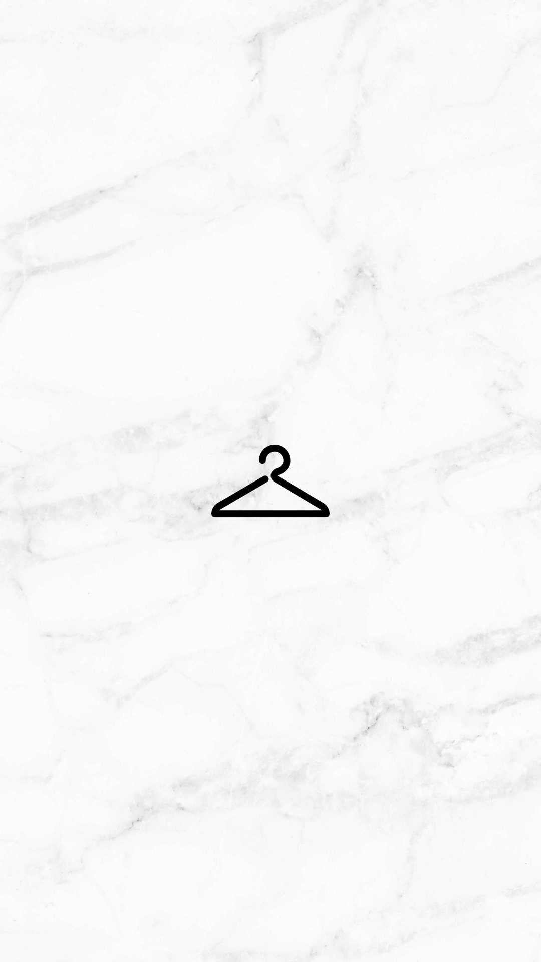 hanger instagram highlight cover